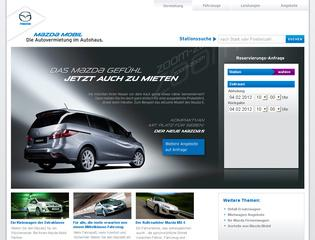 Screenshot Website
